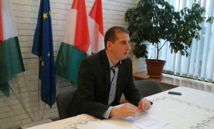 Dr. Nemény András egy korábbi sajtótájékoztatón. Fotó: Nagy Ildikó