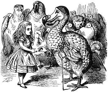 Alice au pays du Dodo