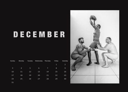 Mois de décembre - Calendrier