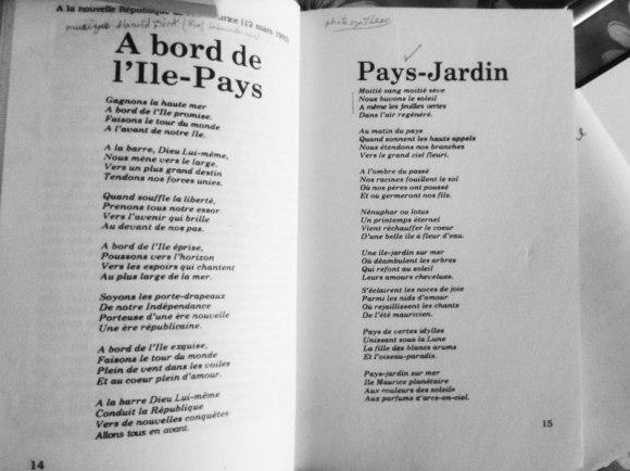 Paroles - poèm