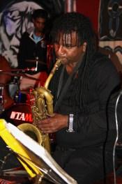 José Thérèse, saxophoniste