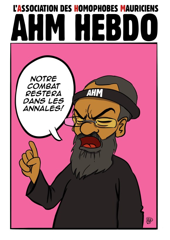 Manifestations anti-LGBT, nou pa le !