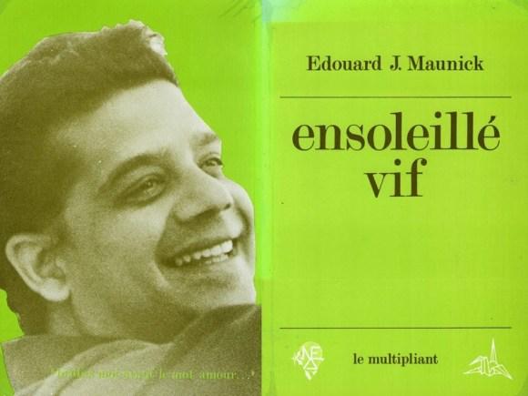 Edouard Maunick