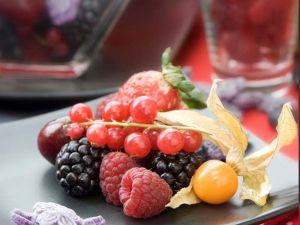 Desayuno romántico para uno - Kozinart: frutas exoticas
