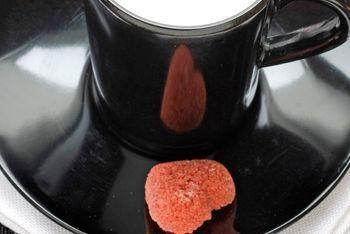 Desayuno romántico para uno - Kozinart: taza