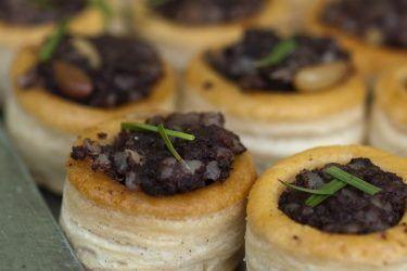 fingerfood catering madrid kozinart