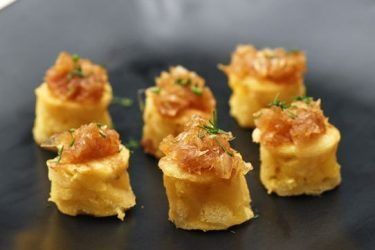 fingerfood catering madrid