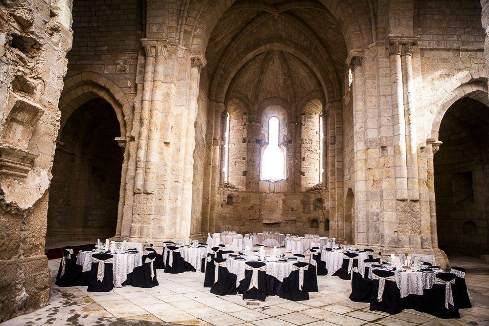 Espacios y decoración para bodas en Madrid