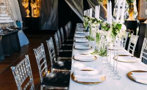 vajilla diferente para tu boda