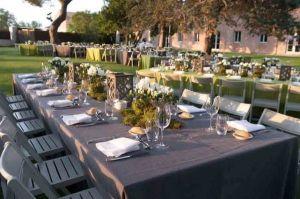 banquetes para tu boda, boda íntima