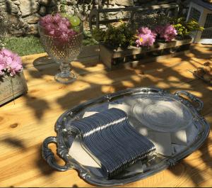 cuberteria para bodas, catering madrid