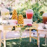 puesto temático de boda verano, catering madrid