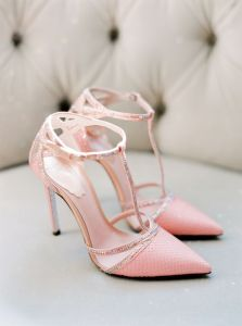 zxapatos novia rosados