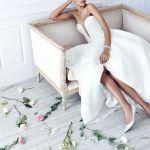 Colección de zapatos elegantes de novia de Stuart Weitzman 2016