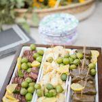 entrantes comida marroquí, catering madrid