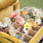 flores para una boda de estilo marroquí