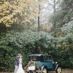 coche vintage para tu boda