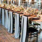 Tendencias para celebrar una boda en otoño
