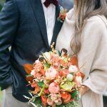 flores para una novia diferente