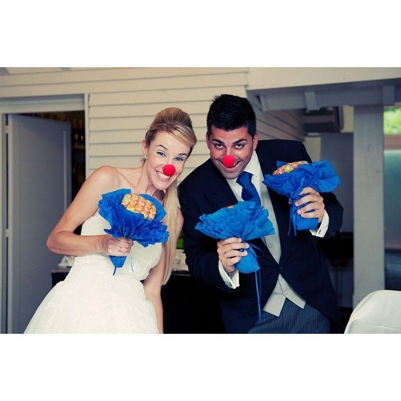 Fundación Theodora: Da color a tu boda de forma original, divertida y solidaria, catering madrid