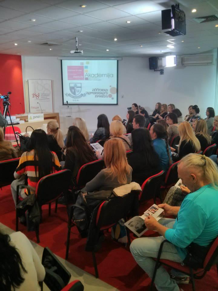 Lesja Karic seminar sa Akademijom Purity