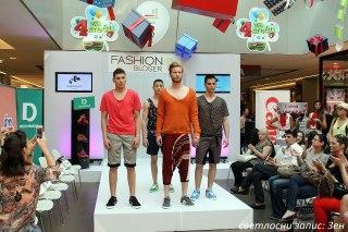Završna modna revija finalista Fashion Bloger takmicenja u T.C. Ušce u Beogradu