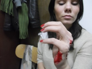 Film Sa nastave filmske šminke i specijalnih efekata