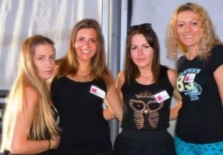 Tanja Savic Studenti i profesori Akademije Purity radili makeup, styling i hairdressing na snjimanju spota Tanja Savić i Darko Lazić