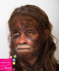 BUDIMO LJUDI – praktična nastava, smer: makeup artist