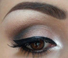 Kako se šminkaju braon oči