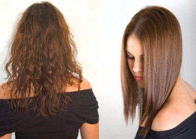 Šta je keratinsko ispravljanje kose