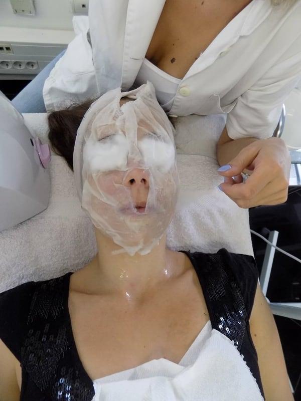 Parafinska maska