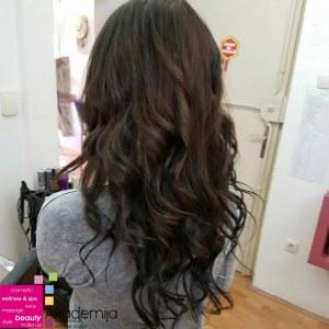 nadogradnjom kose