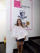 Ljiljana Tica, akademski kurs masaže I i II nivo