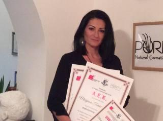 Marijana Tomić, akademski kurs tehnika šminkanja lica