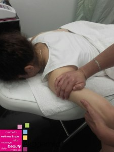 masaža ramena