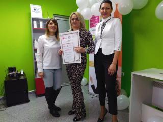Aldina Mavrić, akademski kurs profesionalnog šminkanja