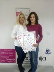 Branislava Vlašković, akademski kurs profesionalnog šminkanja