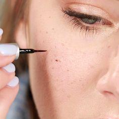 LAŽNE PEGICE – novi trend u šminkanju