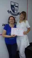 Gordana Rakić, seminar vakum tretman