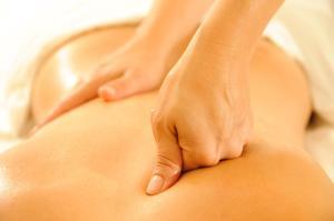 kako se izvodi masaža leđa