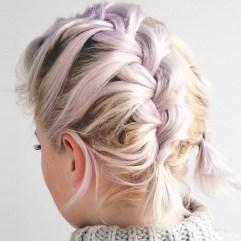 Pletenice kao idealna frizura