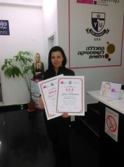 Jasna Medenica, akademski kurs za kozmetičara