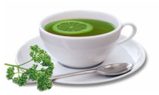 Čaj od peršuna za mršavljenje