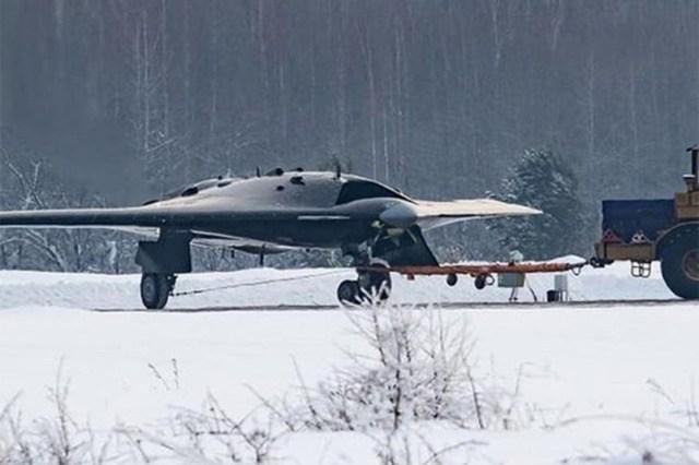 Росіяни вкрали конструкцію ударно розвідувального БПЛА в американців