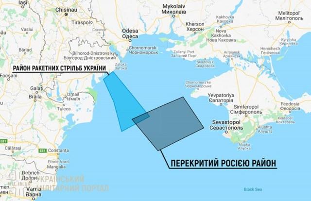 Російські провокації заважають українським ракетним стрільбам на півдні Одещини