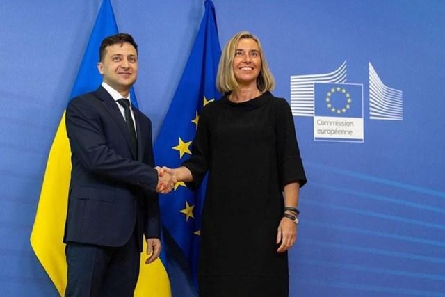 Євросоюз помітив прогрес у розвитку України