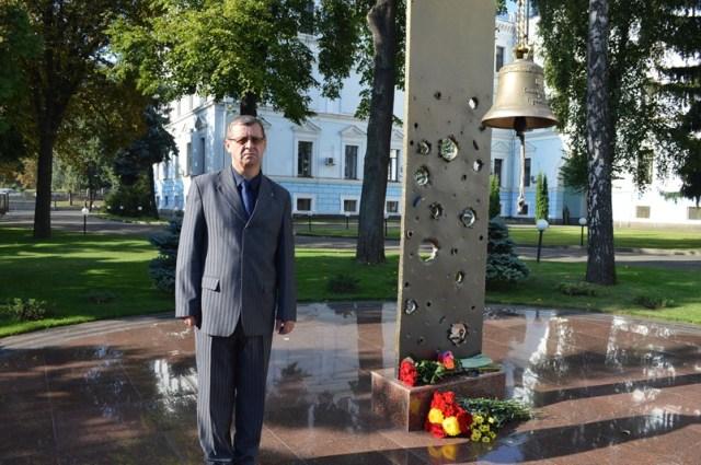 Імена загиблих героїв у Залі пам'яті: чи будуть там указані воїни МВС?