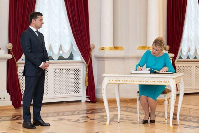 Володимир Зеленський: Практична співпраця з НАТО посилює оборонні спроможності України