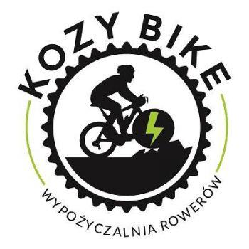 wypozyczalnia rowerow elektrycznych kozy bike logo